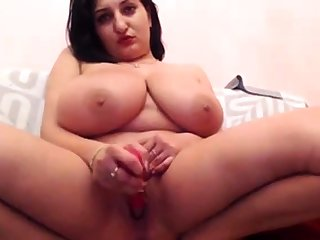 CAMWH0RES 2016 - Romanian with Big ass Tits 6