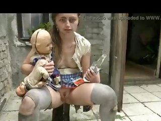Brit Horor Contorted Family - Caught In the sky CCTV Webcam