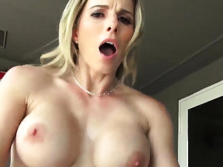 Teen gets ass licked Cory Chase hither Revenge On Your Father