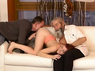 Blonde deep anal hd and grown up daddy hold to xxx Unexpected